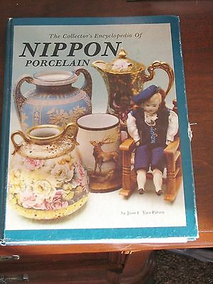 Collector's Encyclopedia to Nippon Porcelain Vol. 1 by Joan Van Patten (1979)