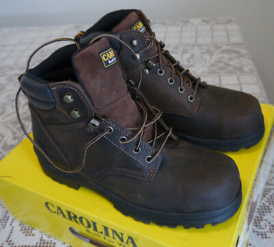 c19eeb2c0ef NIB MEN'S CAROLINA Boots 809 SIZE 11 1/2 3E EW MADE IN USA - $84.99 ...