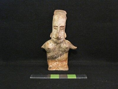 Pre Columbian, Pottery, Jalisco, Female Figure, Late Formative 300 BC - 200 AD