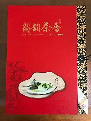 Chinese Tea Gift Set - Refined Chinese Tea. Packaging in mint condition!