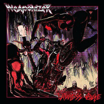 WEAPÖNIZER - lawless age LP