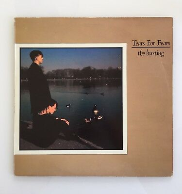 Tears for Fears The Hurting Mercury Vinyl LP