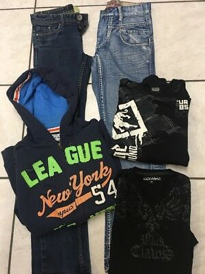 Lots Bs One Overgame Vetements Garcon Taille 14 Ans 5 Pieces Plusieurs Marque