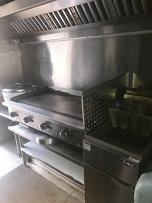 Fully Loaded Food Truck For Sale