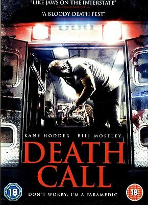 Death Call - New / sealed Horror DVD - FREEPOST / GUARANTEED.