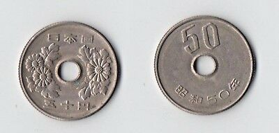 Asia - Date?  -  50 Cents - Lovely Coin With Nice Full Shine.