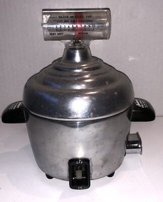 Vintage Sunbeam Automated Egg Cooker In Working Order
