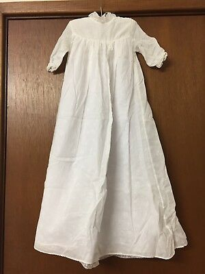 Vintage Lace Christening Gown
