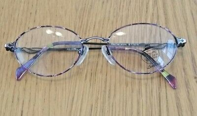 Vintage Glasses Frames, Jean Garre Prestige model 7, 50-19 ( our ref g63)