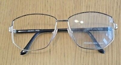Vintage Glasses Frames, Jacques Fath Paris 54/20 ( our ref g62)