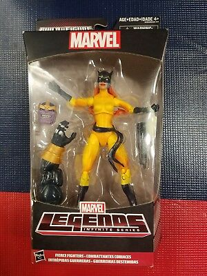 Hasbro Marvel Legends Infinite Series Hellcat Action Figure 2015