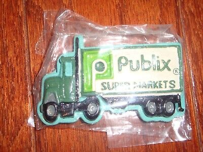 Publix Truck Magnet RARE new in package
