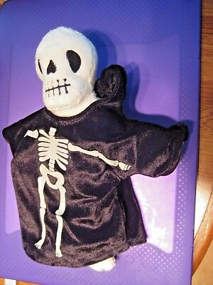 TY Beanie Babies Plush Creepers The Halloween Skeleton 2001 w/Tags *