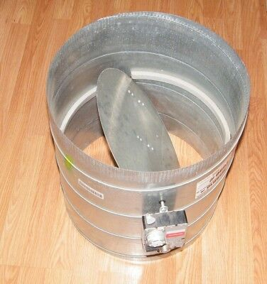"""New Honeywell  16"""" Automatic Round Damper Part Number Mard 16"""