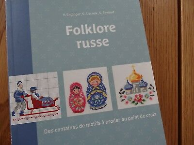 ***Stickbuch- Folklore russe von Mango Pratique***