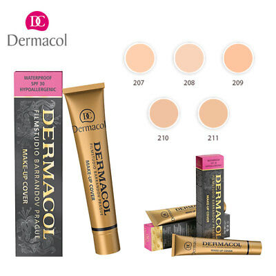 Dermacol Make-up Cover Legendary High Covering Genuine Foundation Makeup UK