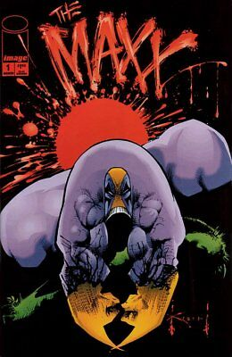 The Maxx Complete Collection 0.5 - 35 + 5 Extras total 41 issues CD  CBZ Format