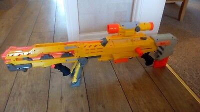 Nerf Strike LONGSHOT CS 6 with 2 x 6 dart magazines