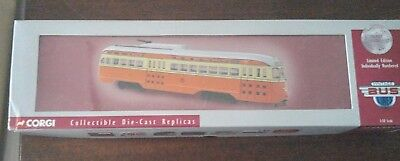 Corgi 55017 Vintage Bus Lines PCC Johnstown Limited Edition. New In Box