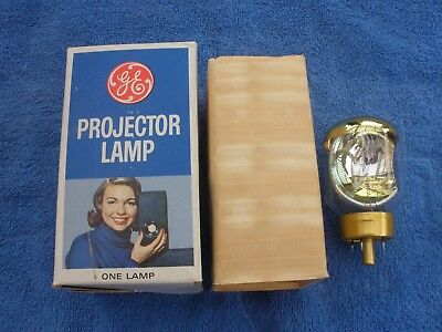 GE DLH Projector Lamp Bulb 250W 120V NEW OLD STOCK