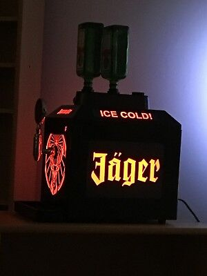 Jägermeister Tap Maschine Bar Drinks