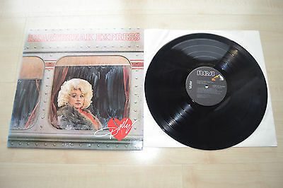 Dolly Parton , Heartbreak Express , RCA , USA 1982
