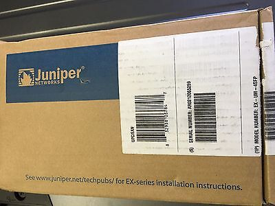 Juniper Networks EX-UM-4SFP Uplink Module 4-Port 1G SFP 711-021270 for EX3200