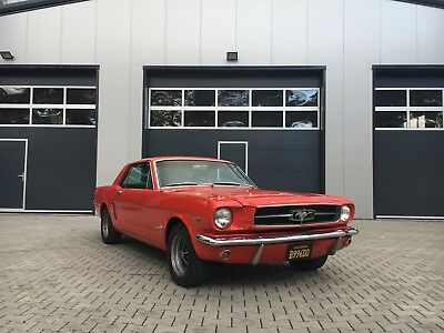 1965 Ford Mustang C-Code Coupe