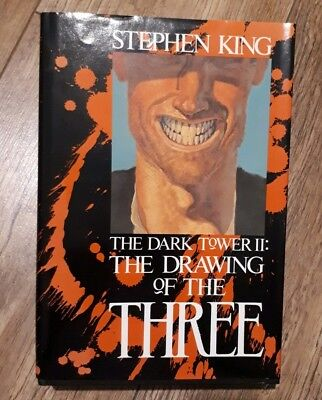 Stephen King The Drawing of the three US 1st edition