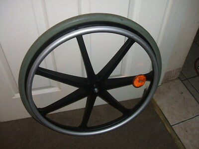 Invacare Action Ng 3 Wheelchair Rear Large Wheels With Quick Release 24 X 1/38