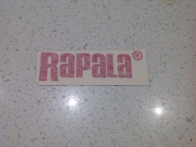 Fishing Lures Rapala Fishing Sticker Baits Rods Boat 4Wd Salt Fresh Water Fish