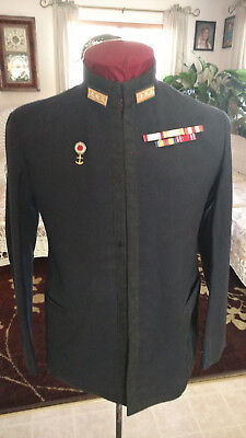 WWII Imperial Japanese Naval Admiral Winter Uniform.
