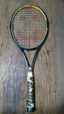 Rare Wilson 6.0 Pro Staff Hyper Carbon Tour 90 4 5/8 - No grip