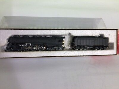 N scale Con-cor Hudson type locomotive- for spare parts or repair
