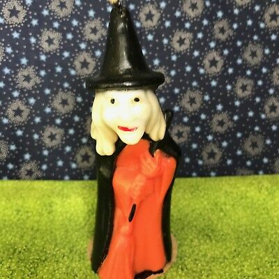 "Gurley Candle, 5.5"" Scary Witch, VG+ Cond.."