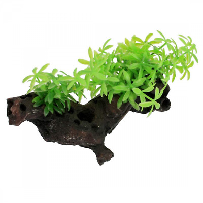 Sourcingmap Aquarium Emulational Plastic Water Plant/Grass Fish Tank