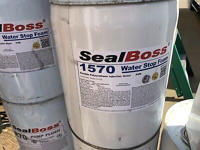 SEAL BOSS 1570 - 15X - R70 And Machine