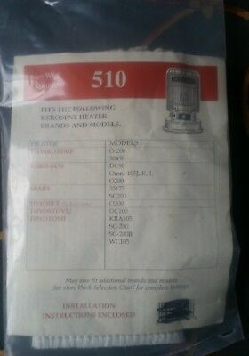 sears 40305 kerosene heater manual