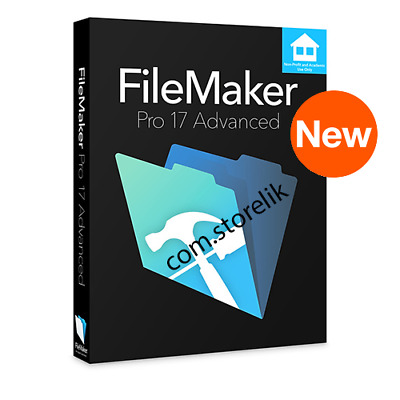 FileMaker Pro Advanced 17 License Key For Mac and windows + Download