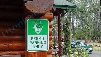 National Park Sign, Forest service, Camping, Man Cave sign, Cabin Art
