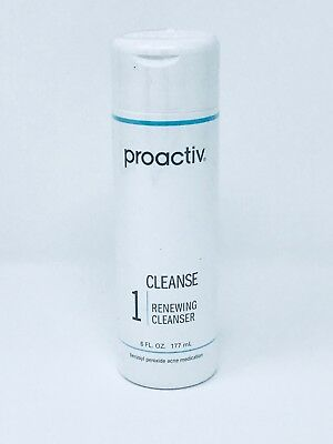 Proactiv Renewing Cleanser Cleanse Genuine USA~~Sealed ~~ Exp 04/2020 or Later