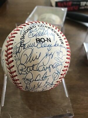 Baseball-mlb Honesty Hall Of Fame Multi Signed Baseball 23 Sigs Drysdale Snider Spahn Kaline Wynn Jsa Balls
