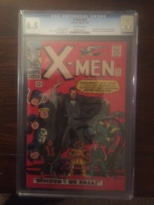 x-men #22 CGC 22 off white pages Cyclops,Marvel Girl Angel