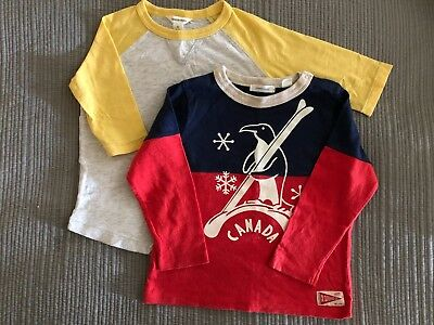 Boys Country Road Tops Size 2
