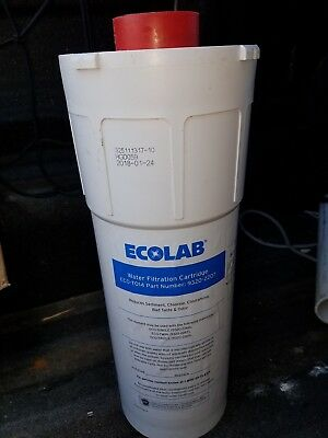 Eco-T014S  Part # 9320-2207- Ecolab Water Filtration Cartridges Priced To Sell!!