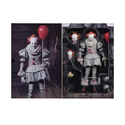 "NECA IT Le Pennywise Clown Ultime de Stephen King Joker 7 ""Action Figure+Pièces"
