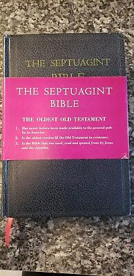 Bible Old testamate Only antique very good condition rare find.