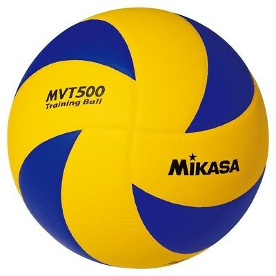 Mikasa JAPAN Volleyball MVT500 Official Training Ball 500g Size:5 With Tracking