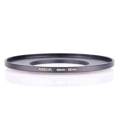 49mm to 82mm 49-82 49-82mm49mm-82mm Stepping Step Up Filter Ring Adapter