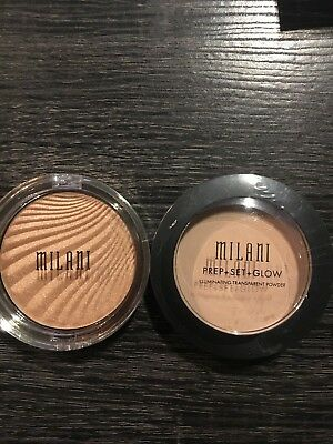 Milani Lot of 2 Face Powders NIB